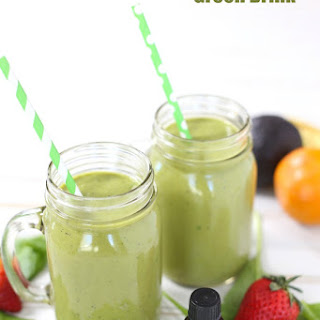 Slim N Energizer Green Drink