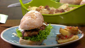 Schnitzelwich Supper thumbnail