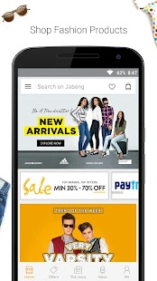 Download Jabong for Windows Phone apk screenshot 1