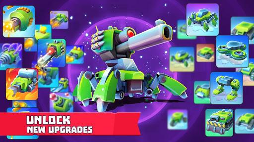 Tanks A Lot! - Realtime Multiplayer Battle Arena 1.30 screenshots 16