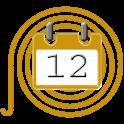 2017 Moto Calendar icon