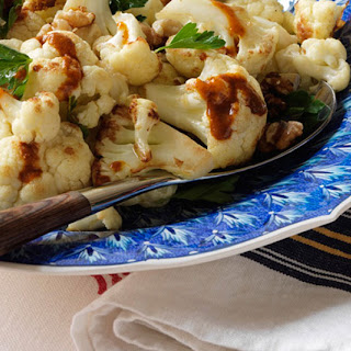 Lisa Oz's Indian Spiced Cauliflower