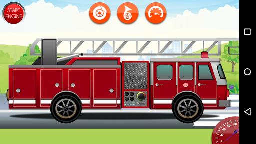 Toddler FireTruck Pro