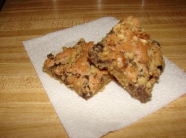 Amish Chocolate Chip Bars Recipe