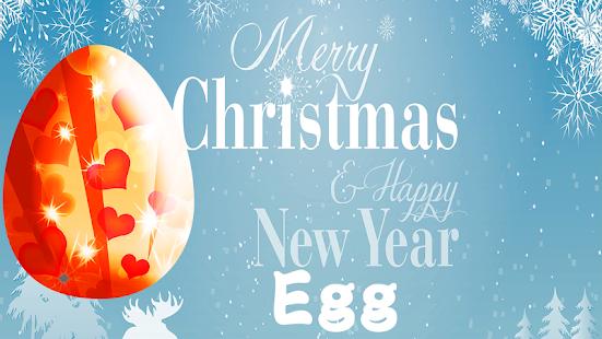 Christmas Paint Egg - náhled