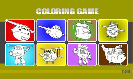 練習機彩色ゲーム