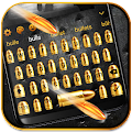 Gunnery Bullet Battle Keyboard Theme by Super Cool Keyboard Theme APK