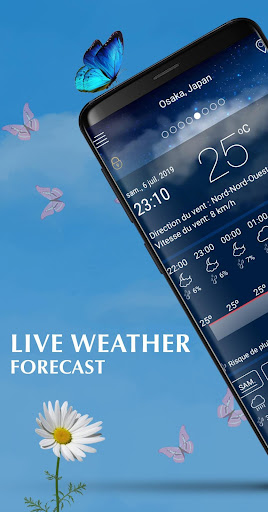 Weather today : Local weather forecast  Screenshots 1