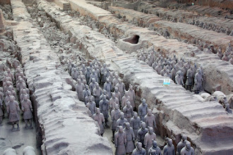 Photo: Day 188 -  Terracotta Warriors in Xi'an - Pit 1 #2