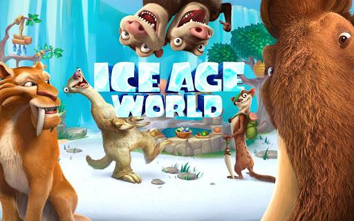 Ice Age World screenshot 14