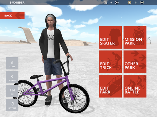 BMX Space screenshots 12