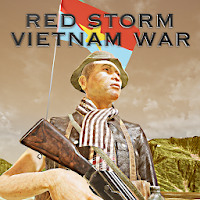 Red Storm : Vietnam War - Third Person Shooter