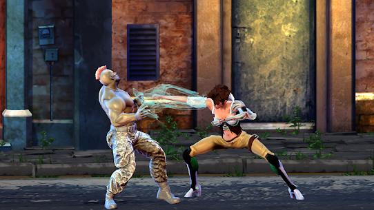 فتاة الساموراي: ألعاب القتال الحر للسيدات السوبر 4