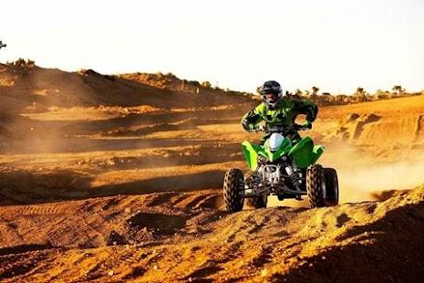 ATV Riding Wallpaper - náhled