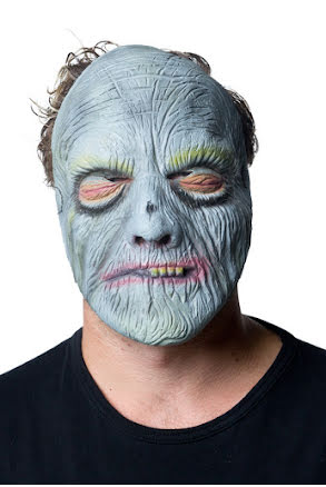 Mask, död man
