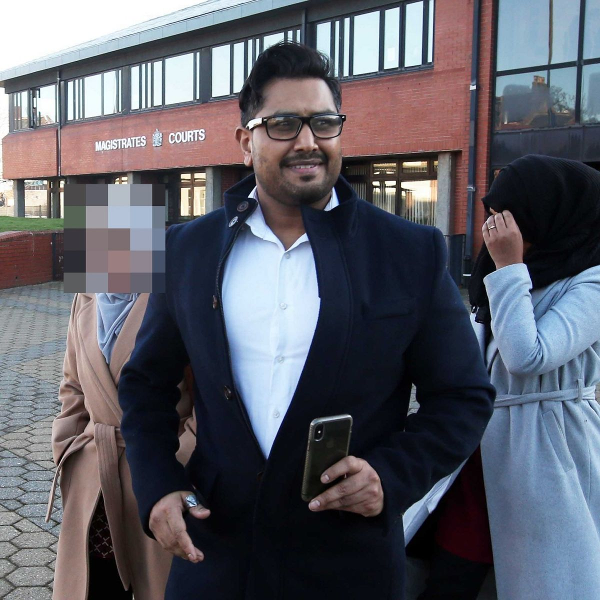 Former Benwell councillor Dipu Ahad admits stalking woman - but claims he  was trying to help her - Chronicle Live