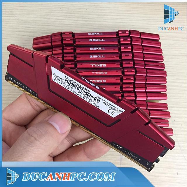 Description: Ram DDR4 8GB Gskill Bus 2800