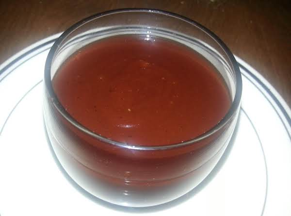 My Homemade Bbq Sauce