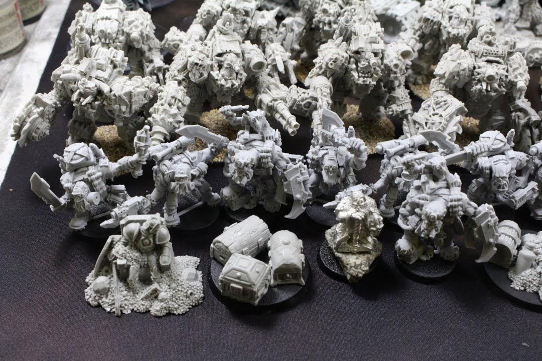 Assembled Orks 4