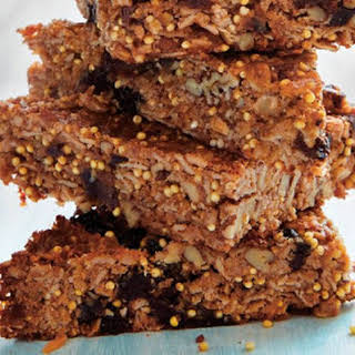 Loaded Oat Bars.