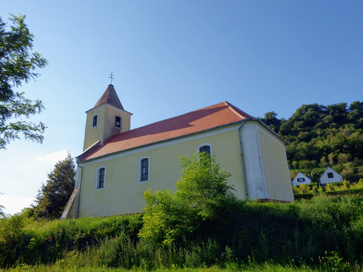 Somlóvásárhely - Antiochiai Szent Margit kápolnam