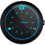 Daus Clock Widget Icon