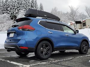 エクストレイル T32 20X 4WD 7人乗り 2019年式のカスタム事例画像 ていちん2019さんの2019年12月07日09:26の投稿