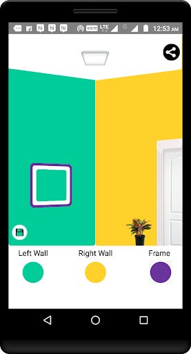 Wall Color Selection - BEST 2.1 screenshots 1