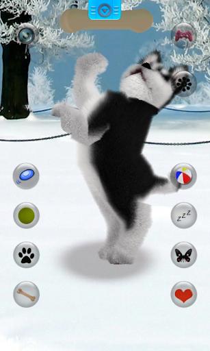 Talking Husky 1.7.6 screenshots 2