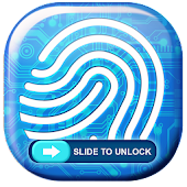 Fingerprint App Locker Prank