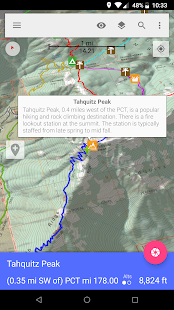 Pacific Crest Trail- screenshot thumbnail