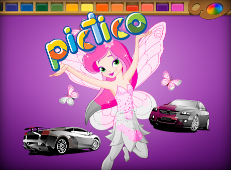 Pictico — Coloring for Kids