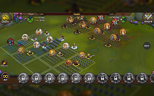 Mini Warriors screenshot 13