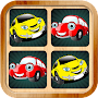 Car memory games pictures for kids and  s