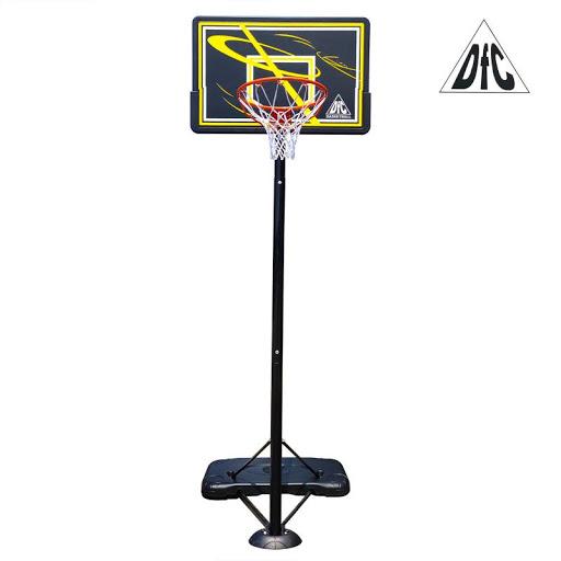 Баскетбольная мобильная стойка STAND44HD1 112x72см HDPE НОВИНКА DFC STAND44HD1 купить