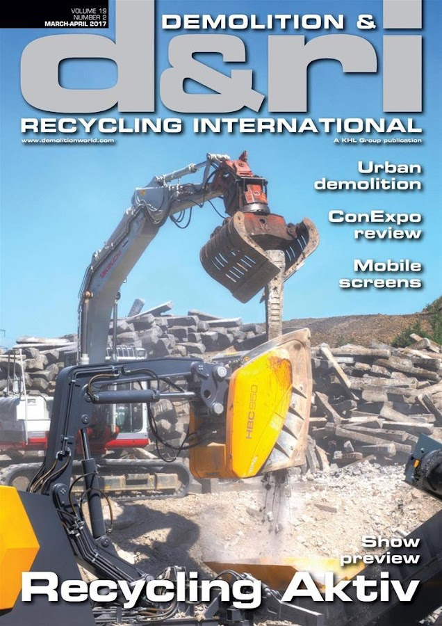 Demolition & Recycling Int- screenshot
