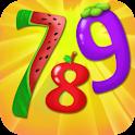 Seven ate Nine (789) Math Game icon