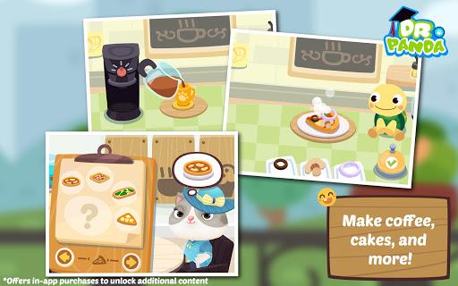Dr. Panda Cafu00e9 Freemium  screenshots 2