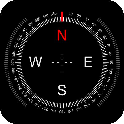 コンパス(Accurate LED Compass) 工具 App LOGO-硬是要APP