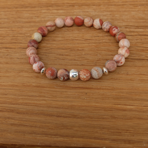 bracelet JASPE 8