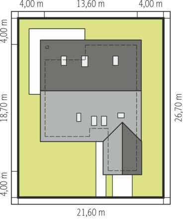 Klementynka II G1 - Sytuacja
