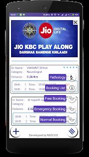 PQM User App - náhled