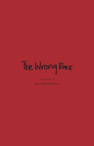 The Wrong Race cover