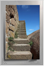 Foto: 2013 08 20 - P 203 A c - Treppe zum Turm