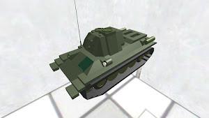 T-34-76主砲無し