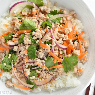 Nam Sod (Thai Pork Salad)
