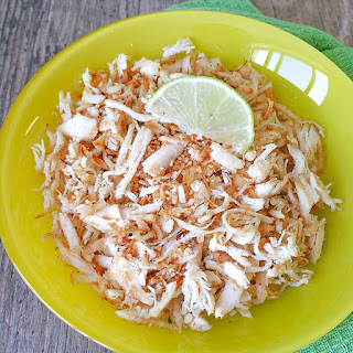 Crispy Mexican Style Shredded Chicken – Great use for Rotisserie Chicken Leftovers