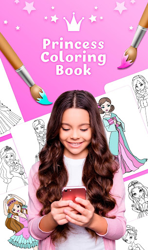 Princess Coloring Book 1.2.4 1