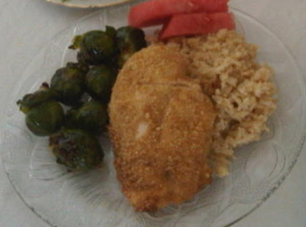 Italian Breaded Chicken Recipe