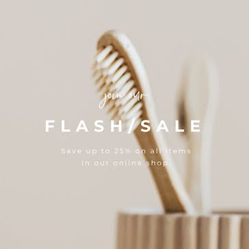 Toothbrushes Sale - Instagram Post template